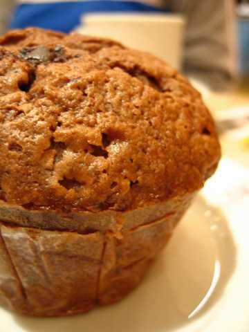 Zdravé muffiny – recept bez mouky a cukru