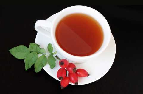 Šípkový čaj